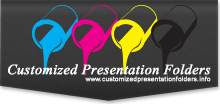 Customized Presentation Folders
