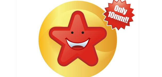 Multi Star Stickers